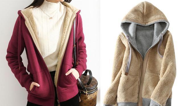 超好看、时尚、潮流的卫衣这样搭配更美!