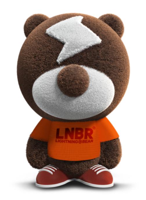 11.11京东全球好物节潮流涌动LIGHTNING BEAR熊電解码时尚标配