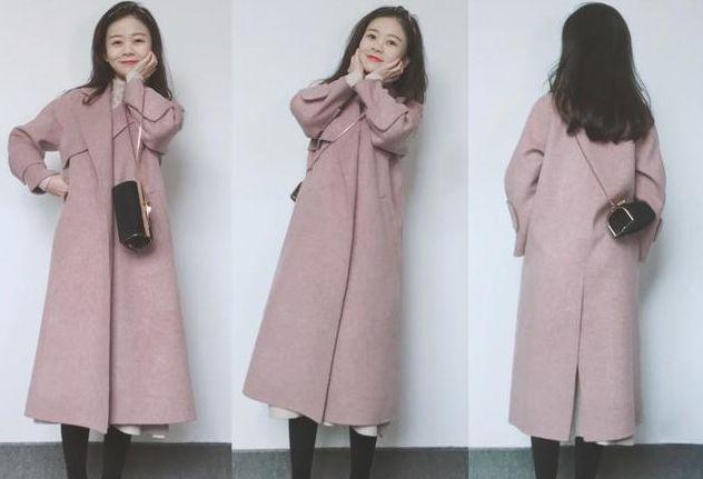 """秋冬季节,160以下的女性怎么穿搭?新潮流让你远离""""矮""""哦"""