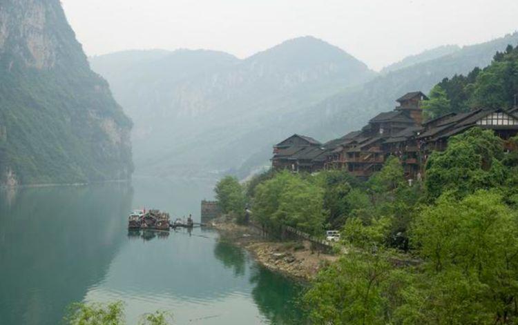 国内最原始的千年古镇,巴蜀第一龚滩古镇不去实在太可惜了