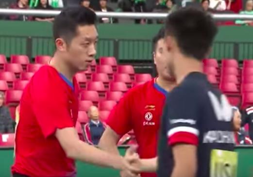 中國奧運冠軍11-0大勝,4個一板殺把黑馬打到苦笑,霸氣凈勝23分