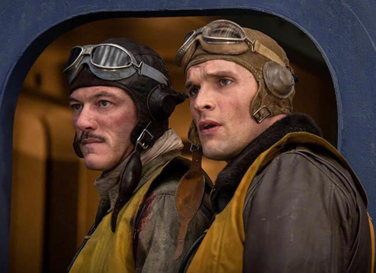 《决战中途岛》:大场面值票价,但角色让人脸盲?