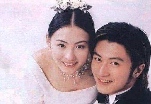 38岁的张柏芝再次穿上婚纱, 身边的却不是谢霆锋, 网友: 太扎心