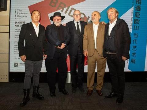 《相遇亚欧Ⅲ》在侨福当代美术馆开幕,架起东西方文化交流桥梁
