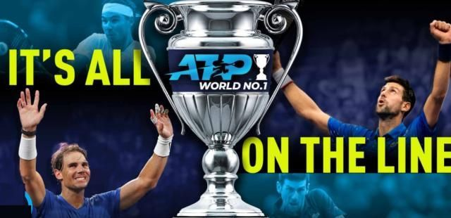 ATP年終第一之爭形勢分析!德約想第6次稱雄,只剩華山一條路!