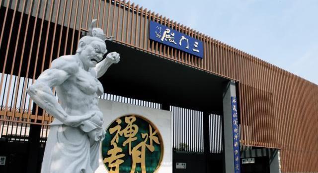"""中国""""最潮流""""的寺庙:建筑简约而现代?和尚们也很时尚!"""