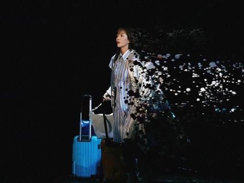 谭维维再加盟《阿尔兹记忆的爱情》 演失忆女孩泪洒舞台