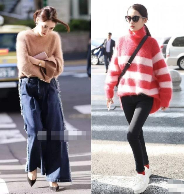 冬天,女人穿毛衣总觉得冷?挑对3种材质,高档还自带保暖功能!