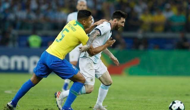 梅西:球队拿出了在对阵巴西时应该有的表现