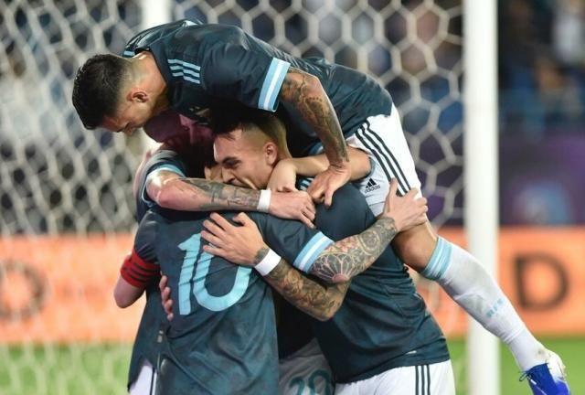 巴西与阿根廷展开第107次较量,梅西6次射门5次射正,阿根廷小胜