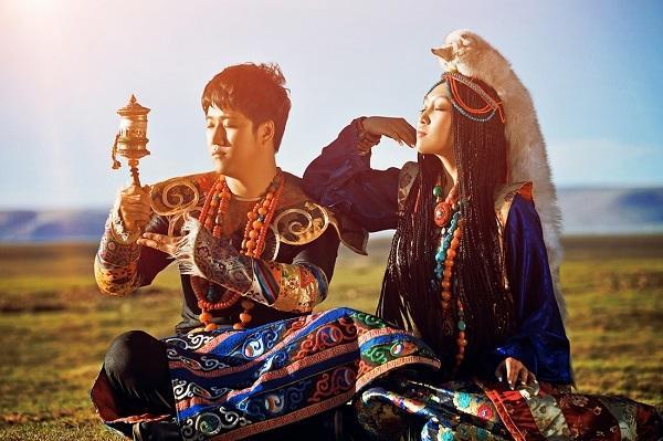 旅拍进行的如火如荼,西藏旅拍婚纱照也成主流,网友们:想尝试