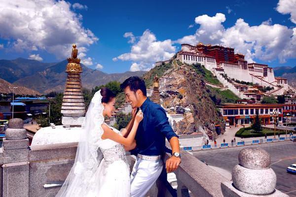 西藏旅拍又创新高,进藏拍摄婚纱照,婚纱摄影需要注意哪些事情?
