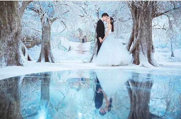 冬季杭州,别样风情,旅拍婚纱照不能错过的,哪家摄影机构可信?