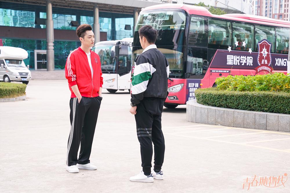 《青春抛物线》定档 11 月 27 日 王乃超圆梦教练
