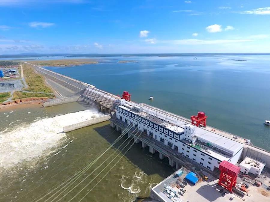 中资公司将在柬埔寨援建第三大水电站