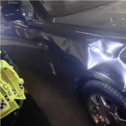 30万左右的车_劳斯莱斯被电动车撞坏车损20多万元 民警这样处理 电动车 驾驶人 ...