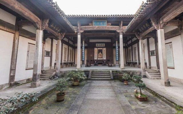 竹山书院——江南第一古书院