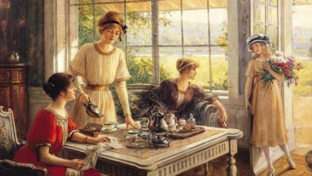 在英国留学,每天下午茶能吃到啥