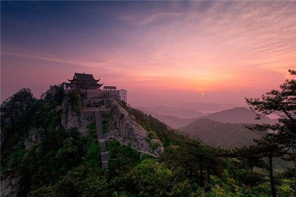 安徽的九华山,最新获评的世界级别地质公园,你想不想去看看?