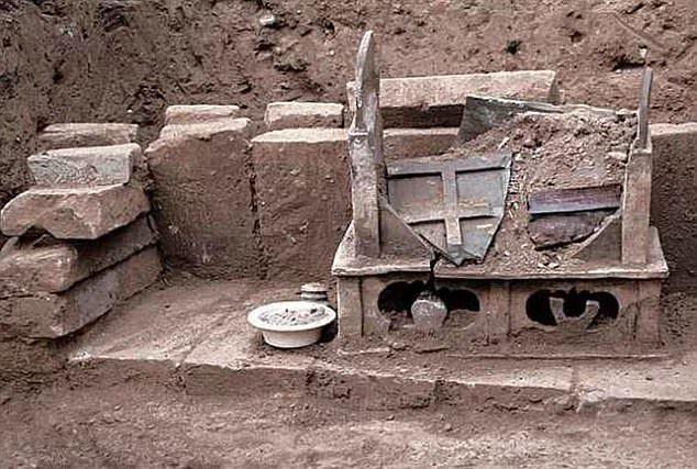 """考古学家发现来自""""佛教的创始人""""的两千件骨头"""