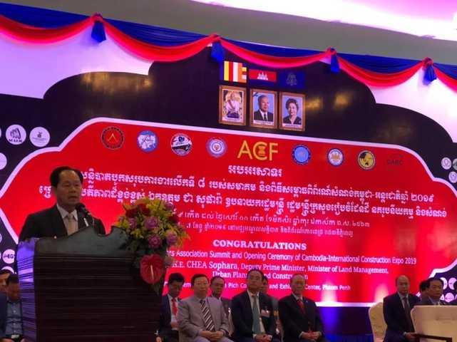 柬埔寨2019年建筑业投资额超90亿美元!