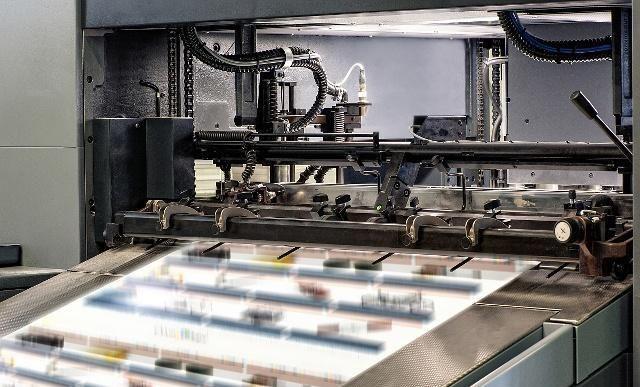PLC在印刷機械設備上的應用