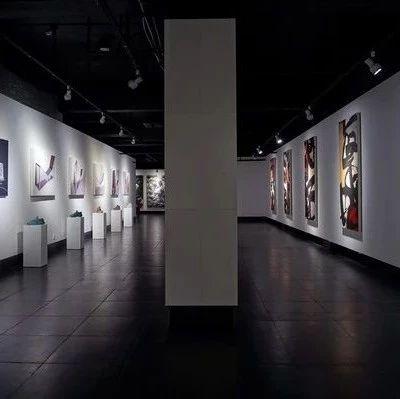 许燎源博物馆首届双年展启航:两年一展 只展两年内新作