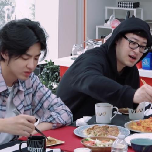 潮流合伙人:集体素颜出镜,baby状态如少女,吴亦凡确定29岁?