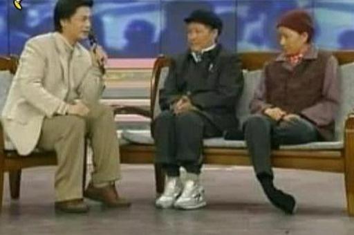 赵本山多年前穿AJ?张国荣一双鞋也曾引领潮流,到现在都受欢迎