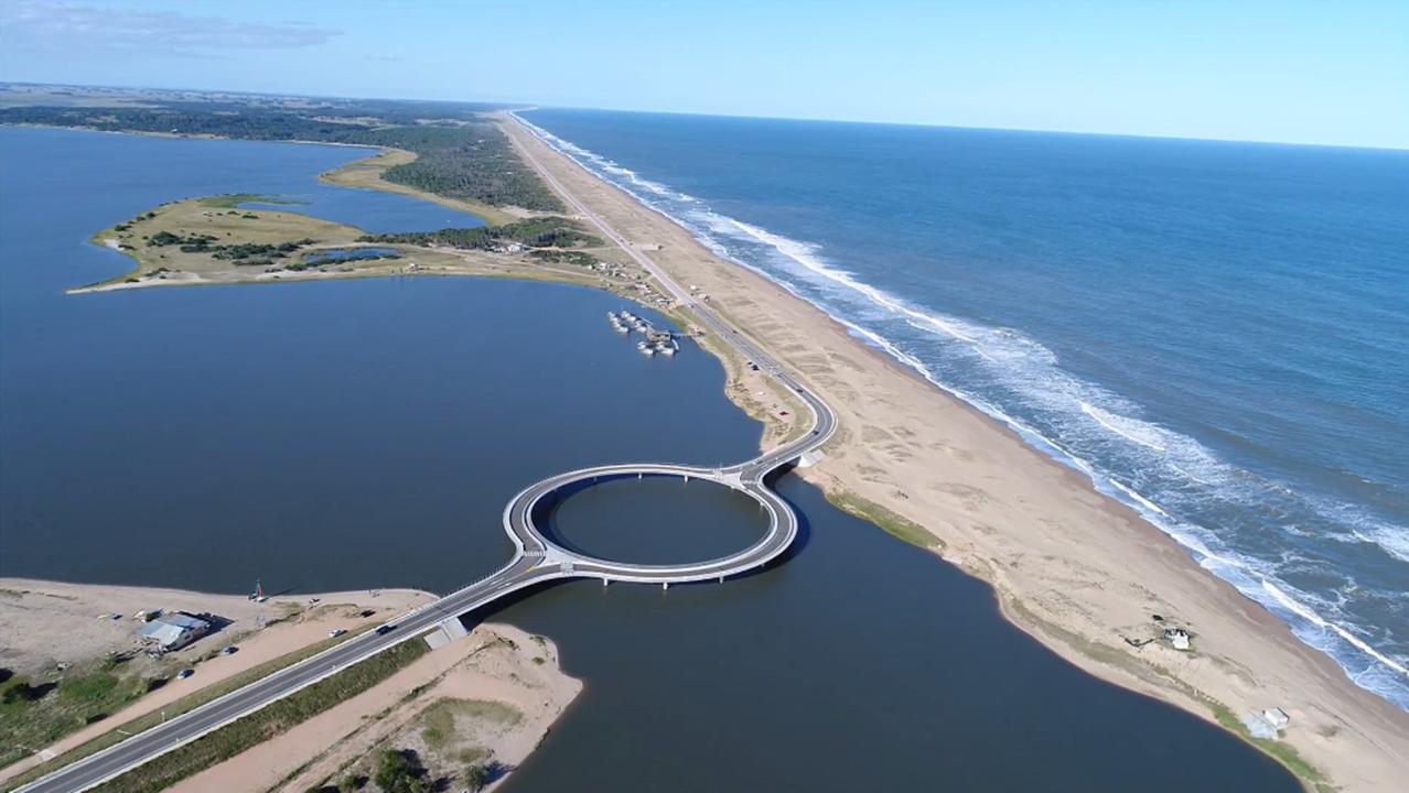 世界最大的圆形大桥,耗费7000万建造,如今被老司机不断吐槽!