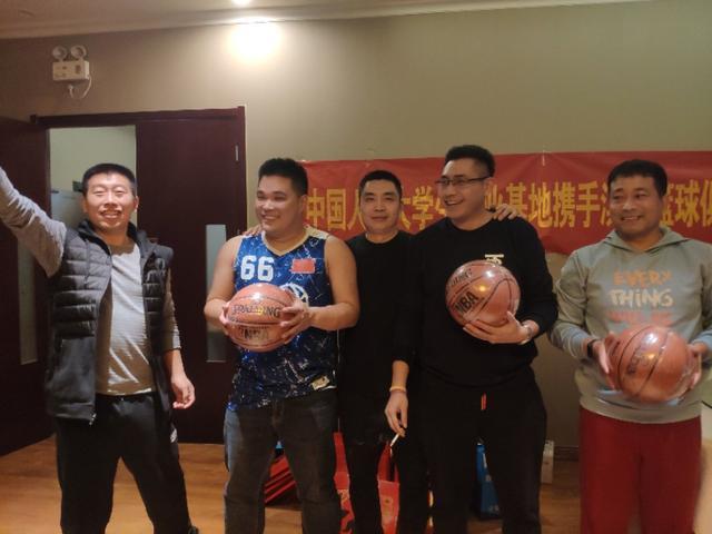 北京大兴滨河篮球队年终冠军争霸赛圆满落幕