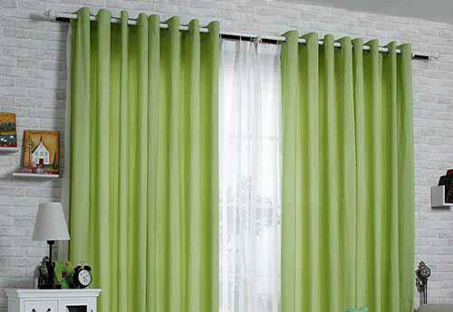 家里挂窗帘不要用罗马杆了,聪明人更潮流装这种代替,懊悔才发觉