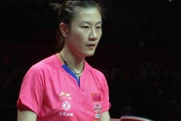 4-0大勝16分!大滿貫奧運冠軍丁寧卻第1次承認,她不是最強3人