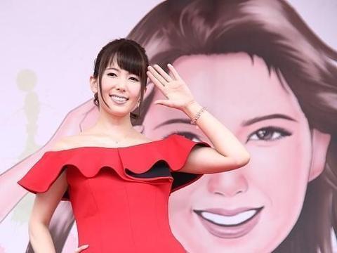 酷似林志玲的日本美女波多野结衣