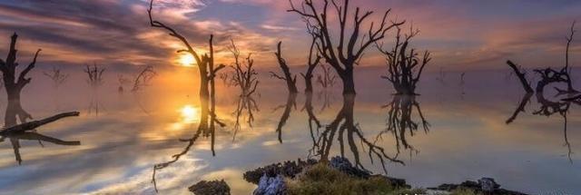 大自然风景摄影如何拍出创意