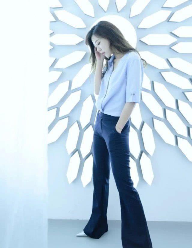 她是爱情公寓里的美嘉,李金铭美出新高度,可爱的氧气美女