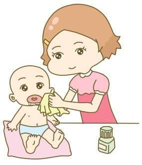 宝宝流口水,不要总是擦擦擦!这些育儿误区,妈妈们中招了吗?