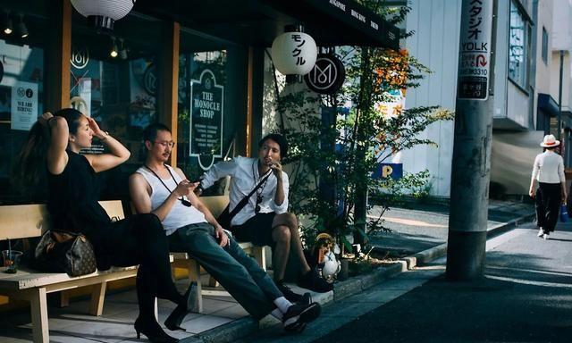 """摄影师镜头下真实的""""日本生活"""",都是什么样的?"""