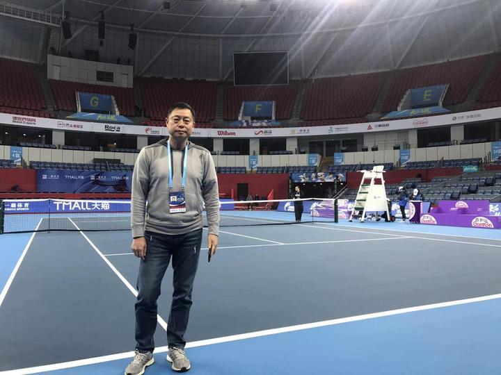 """曾经的浙江省网坛一哥林迪,开启新的网球人生和创业""""网""""事"""