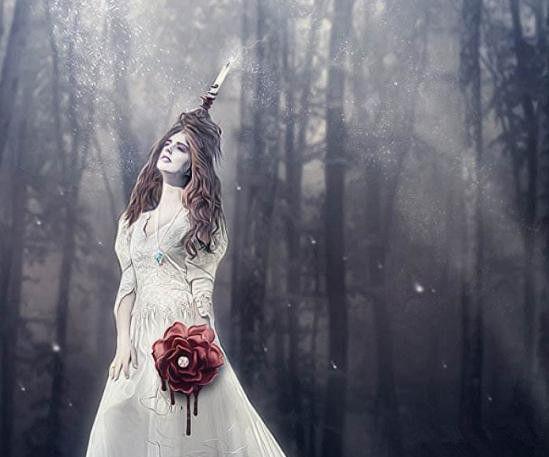 """新娘树上拍""""鬼片""""婚纱照,都要吓哭了,成片惊艳众人"""