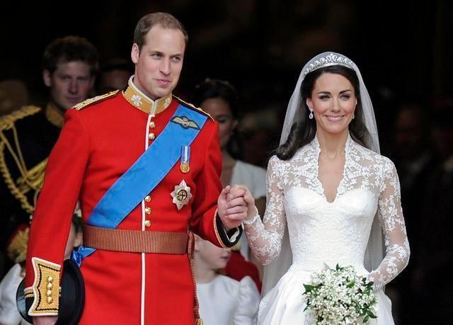凯特王妃的婚纱是蕾丝王!春夏绝美设计让平民也能穿上