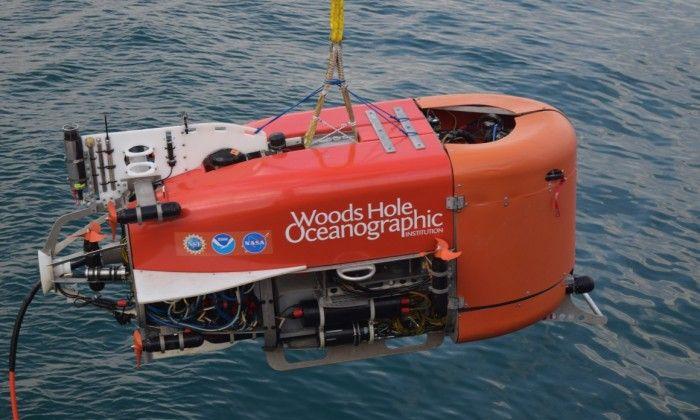 WHOI开发出能让水下遥控航行器自主取样的软件