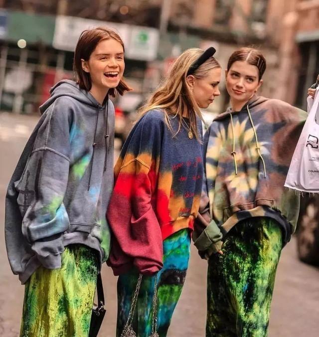 20岁的女生如何打造街头潮流风格?跟这5位学习,时髦又前卫
