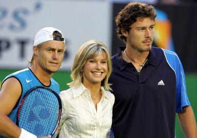 ATP杯上的名宿 俄羅斯沙皇薩芬 澳洲野兔休伊特