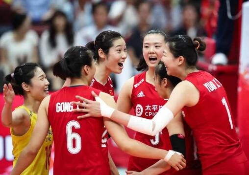 奥运会分组出炉后,中国女排面临的问题浮出水面,郎平该如何接招