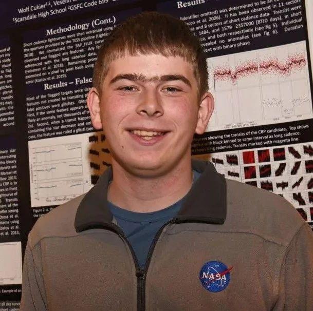 17岁高中生NASA实习第3天就发现一颗新行星,比地球大7倍!