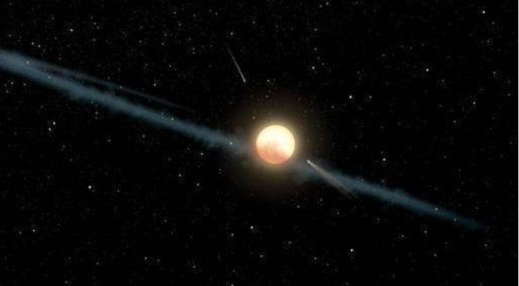这颗恒星从银河系中逃逸, 速度达每秒1700公里, 它要去哪?