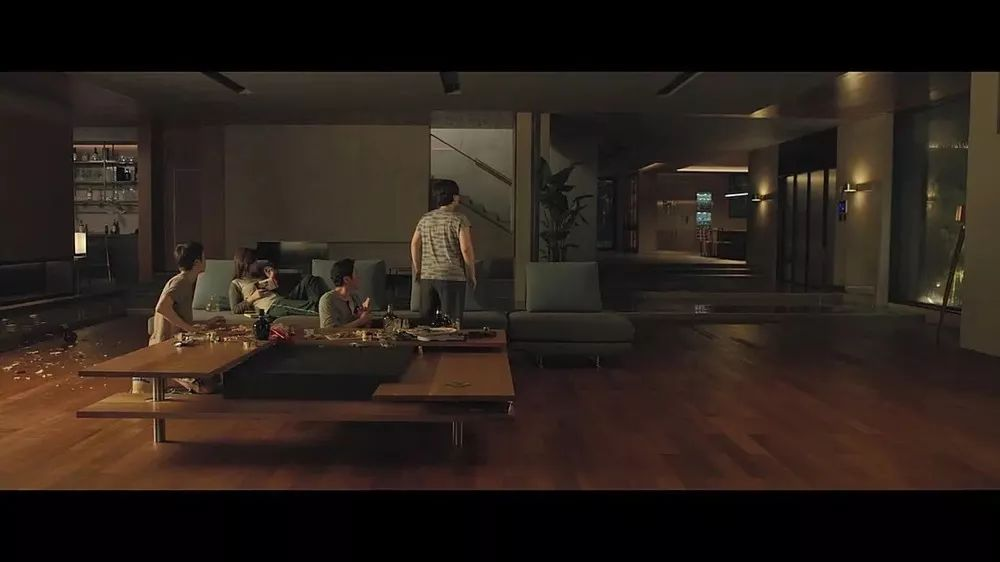 《寄生虫》,何以成为一部建筑电影?