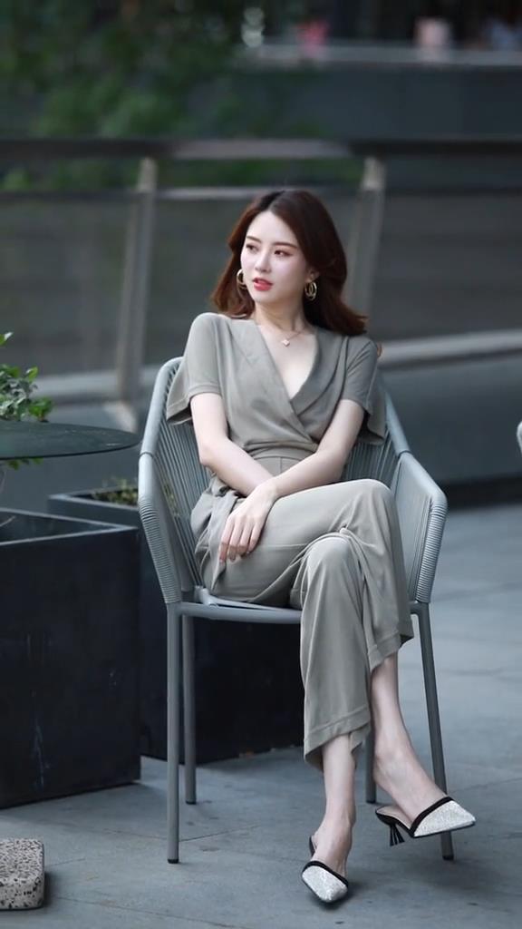 时尚摄影:这就是传说中的女神吧?