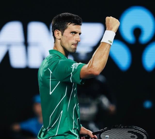 3-0完胜费德勒+8次澳网半决赛全部晋级,他才是澳网男单真正的王